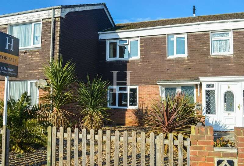 3 Bedrooms Terraced House for sale in Elm Road, Shoeburyness, Essex, SS3