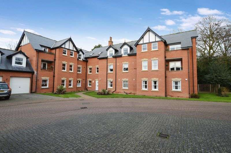 3 Bedrooms Flat for sale in 3 Came Court, Woodhall Spa