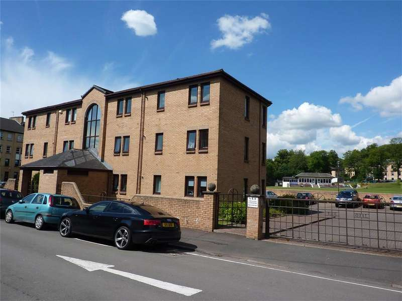 2 Bedrooms Flat for rent in Burgh Hall Street, Partick, Glasgow