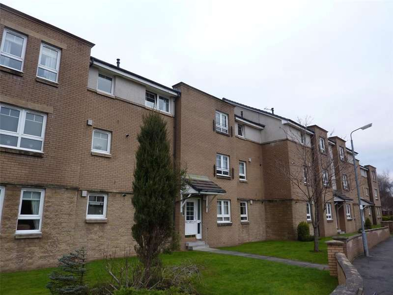 2 Bedrooms Flat for rent in Whitelaw Gardens, Bishopbriggs, East Dunbartonshire