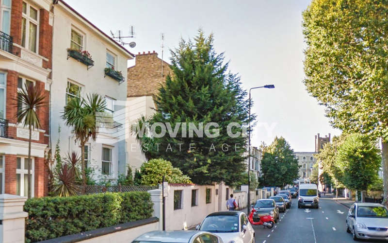 2 Bedrooms Flat for sale in Edith Grove, Earls Court