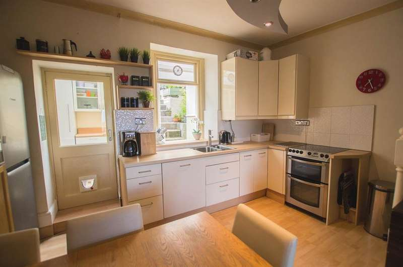 2 Bedrooms Terraced House for sale in Terrace Road, Swansea