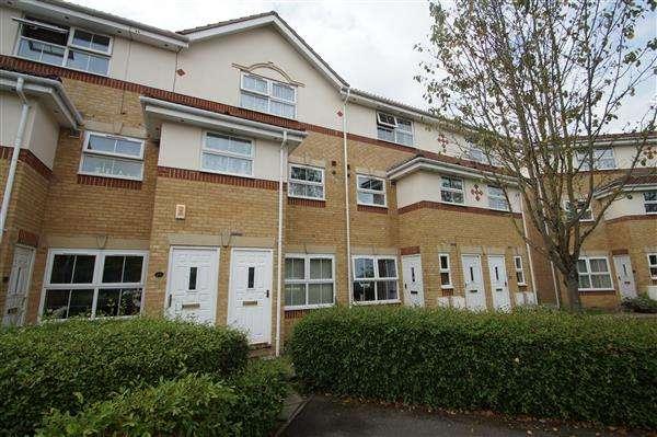 1 Bedroom Maisonette Flat for sale in Manor Court, Cippenham, Cippenham
