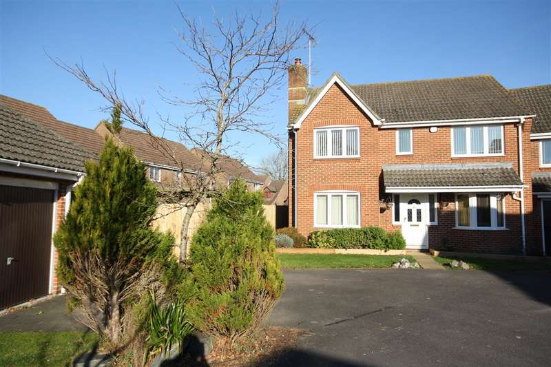 4 Bedrooms Detached House for sale in Creech View, Waterlooville