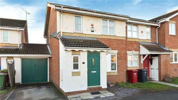 3 Bedrooms End Of Terrace House for sale in Moor Furlong, Cippenham, Berkshire