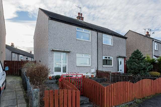 2 Bedrooms Semi Detached House for sale in Waterside Road, Kilwinning, North Ayrshire, KA13 7AU