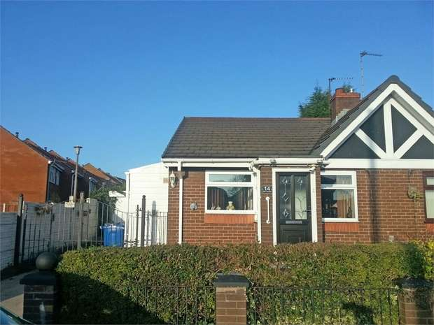 1 Bedroom Semi Detached Bungalow for sale in Stapleton Street, Platt Bridge, Wigan, Lancashire