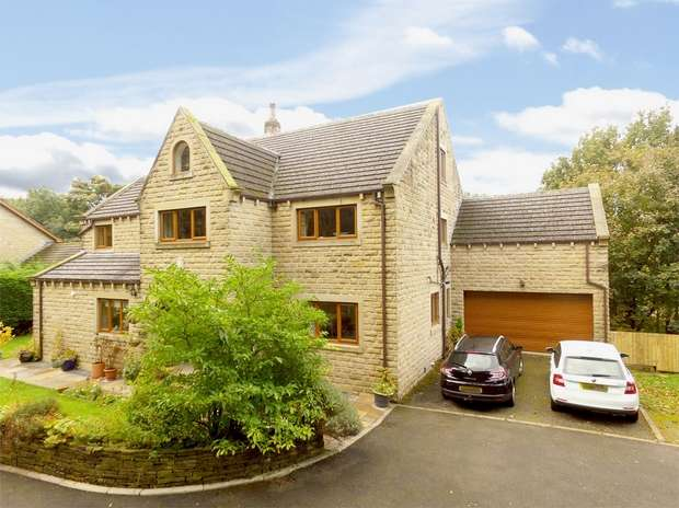 7 Bedrooms Detached House for sale in Summervale, HOLMFIRTH, West Yorkshire