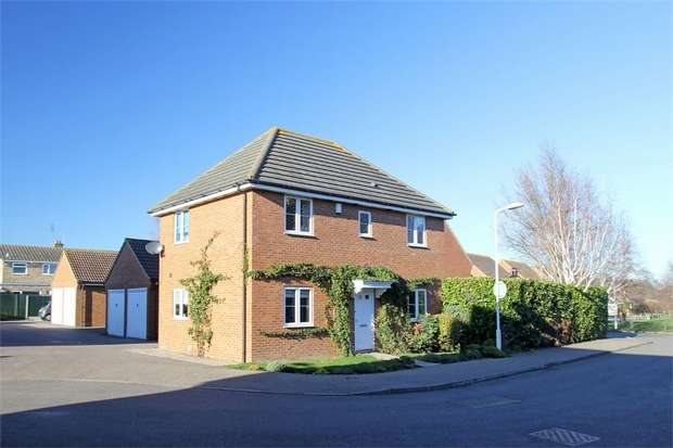 3 Bedrooms Detached House for sale in Maylam Gardens, Borden, Sittingbourne, Kent