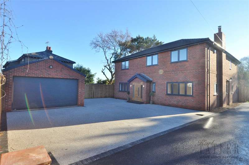 4 Bedrooms Detached House for sale in Grammar School Lane, West Kirby, Wirral