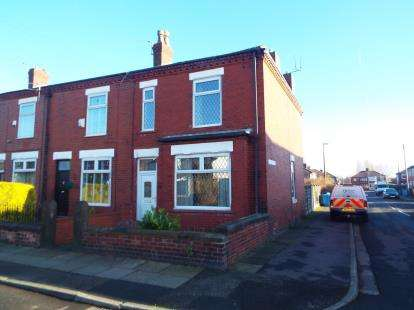 3 Bedrooms End Of Terrace House for sale in Arthur Street, Swinton, Manchester, Greater Manchester