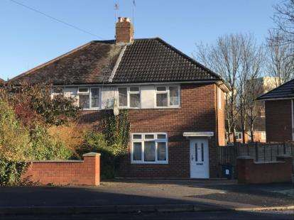 3 Bedrooms Semi Detached House for sale in Dufton Road, Quinton, Birmingham, West Midlands