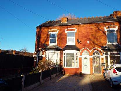 3 Bedrooms Terraced House for sale in Dads Lane, Birmingham, West Midlands