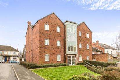 2 Bedrooms Flat for sale in Chandley Wharf, Warwick, Warwickshire