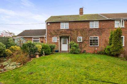 4 Bedrooms Semi Detached House for sale in Tockington Lane, Almondsbury, Bristol, Gloucestershire