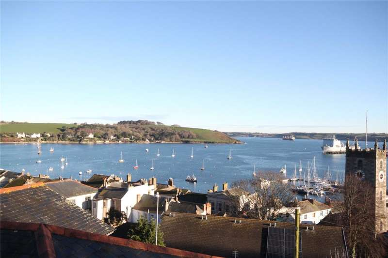 3 Bedrooms End Of Terrace House for sale in Thetis Place, Falmouth, Cornwall