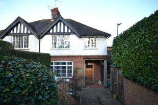 3 Bedrooms Semi Detached House for sale in Langton Road, Langton Green, Tunbridge Wells, Kent