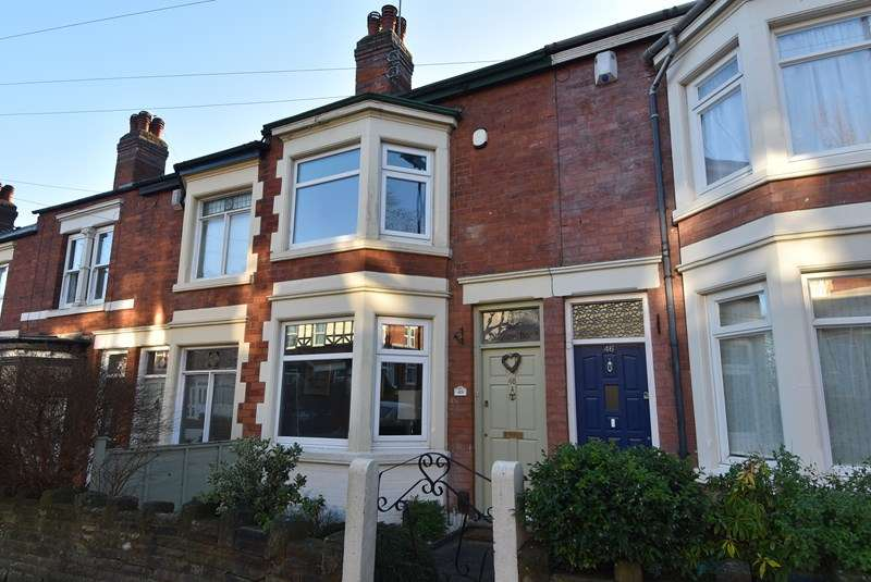 3 Bedrooms Terraced House for sale in Ashmore Road, Cotteridge, Birmingham