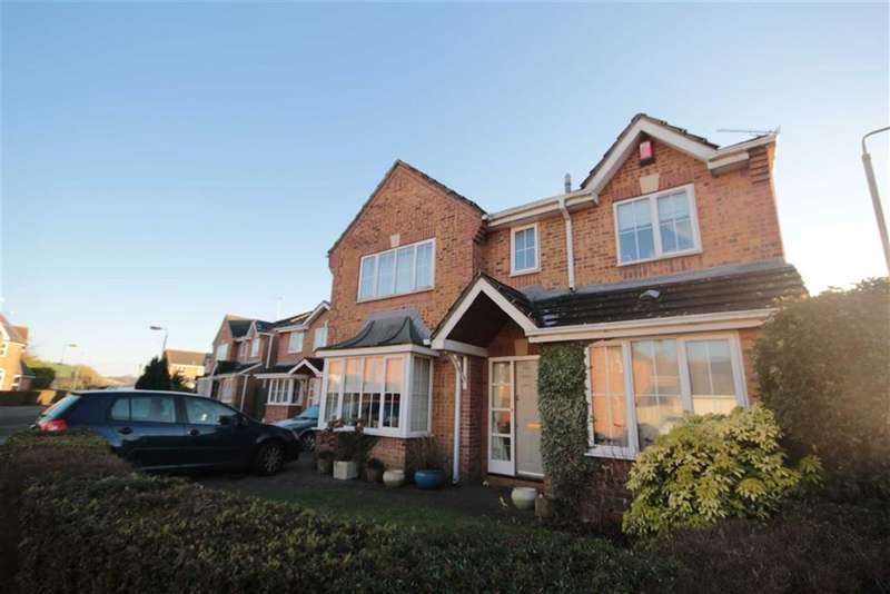 4 Bedrooms Property for sale in Wroughton, Wiltshire