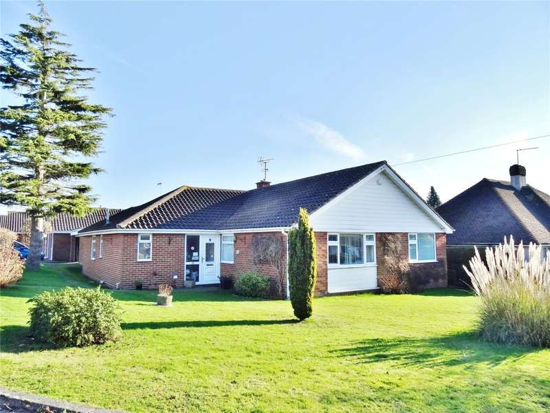 4 Bedrooms Detached Bungalow for sale in Copthorne Hill, Offington, Worthing, BN13