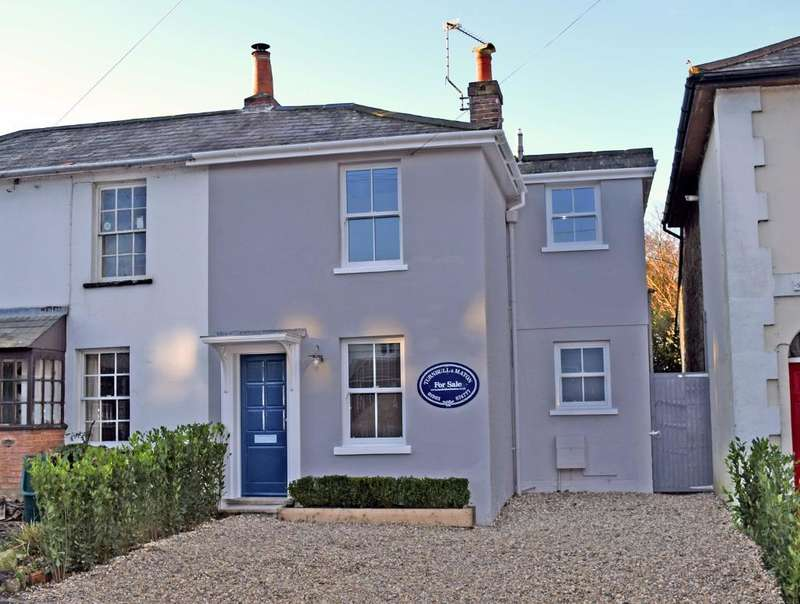 3 Bedrooms Semi Detached House for sale in Kings Road, Bembridge, Isle of Wight, PO35 5NB