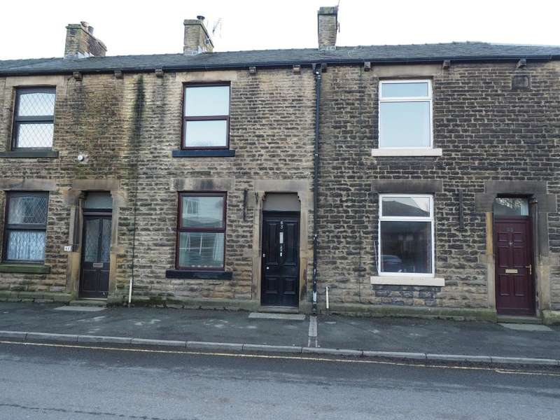 2 Bedrooms Terraced House for sale in Manchester Road, Chapel-en-le-Frith, High Peak, Derbyshire, SK23 9SR