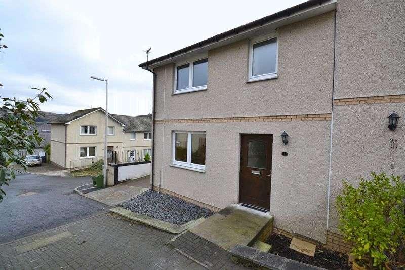 3 Bedrooms House for sale in 1 Tweedbank Court, Walkerburn, EH43 6AQ
