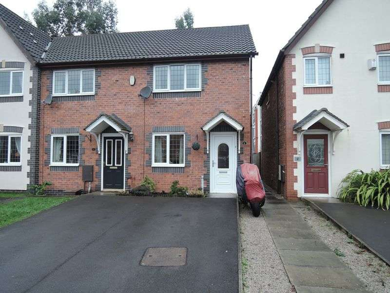 2 Bedrooms Terraced House for sale in Northumberland Way, Manchester