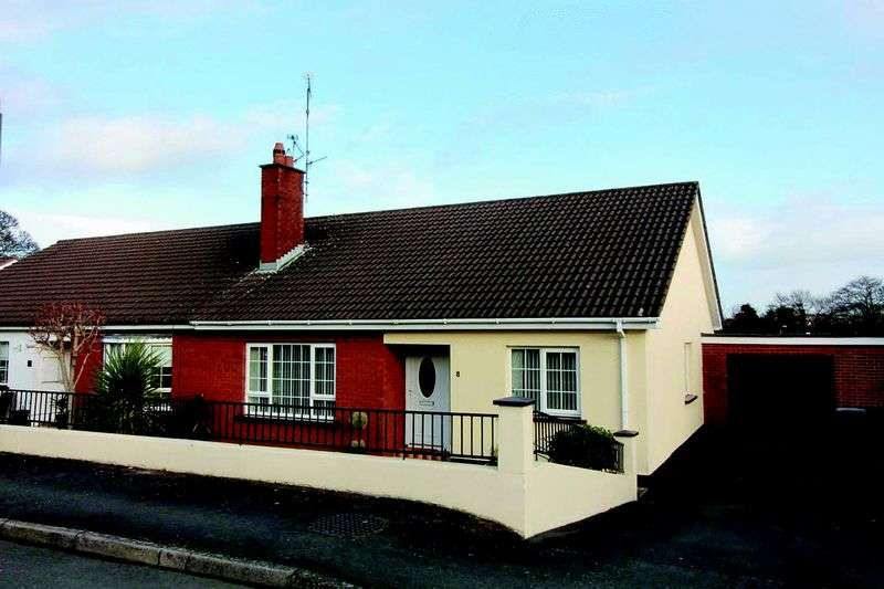 3 Bedrooms Semi Detached Bungalow for sale in 8 Brannock Close, Off Dublin Road Newry BT35 8DF