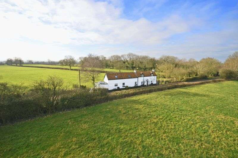 3 Bedrooms Detached House for sale in Meareway, Glastonbury