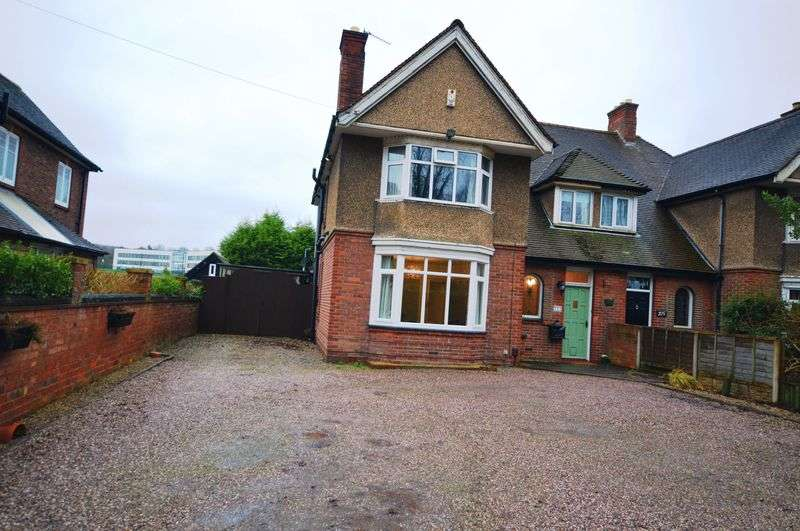 4 Bedrooms Semi Detached House for sale in Holyhead Road, Telford