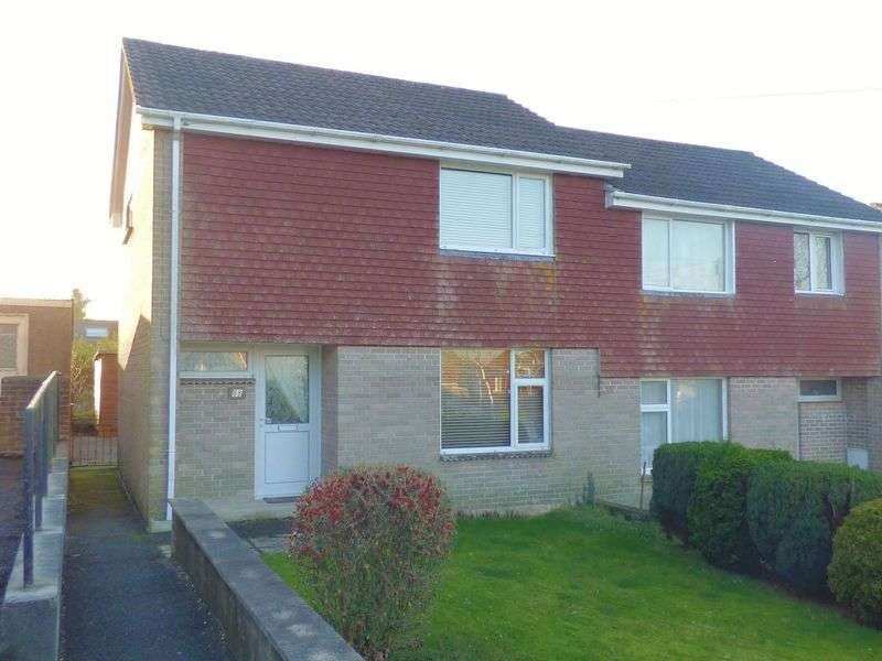 2 Bedrooms Semi Detached House for sale in Tavistock