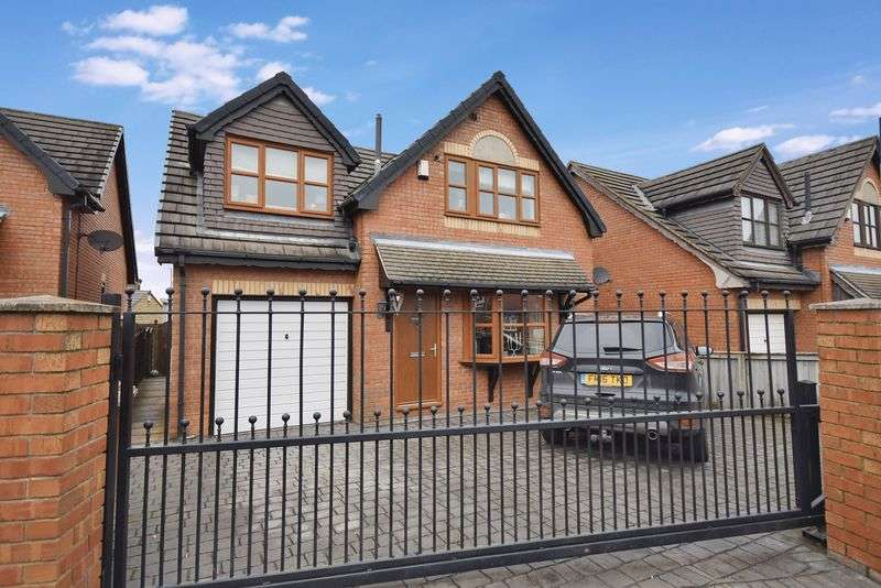 4 Bedrooms Detached House for sale in Nell Gap Lane, Middlestown