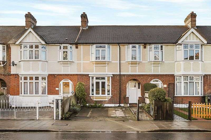 3 Bedrooms Terraced House for sale in Hither Green Lane, London