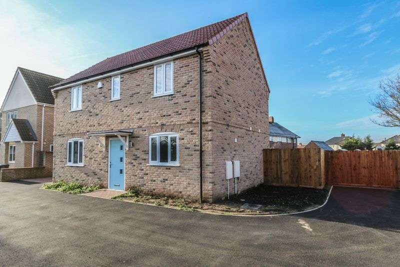 3 Bedrooms Detached House for sale in Field Gate,Sutton, Ely