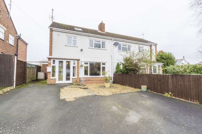 4 Bedrooms Semi Detached House for sale in Church Road, Leckhampton
