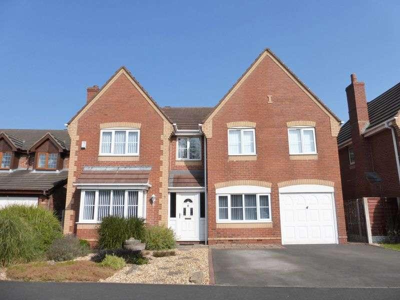 5 Bedrooms Detached House for sale in Heritage Way, Tarleton, Preston