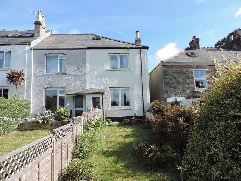 2 Bedrooms Cottage House for sale in Alverton Terrace, Truro