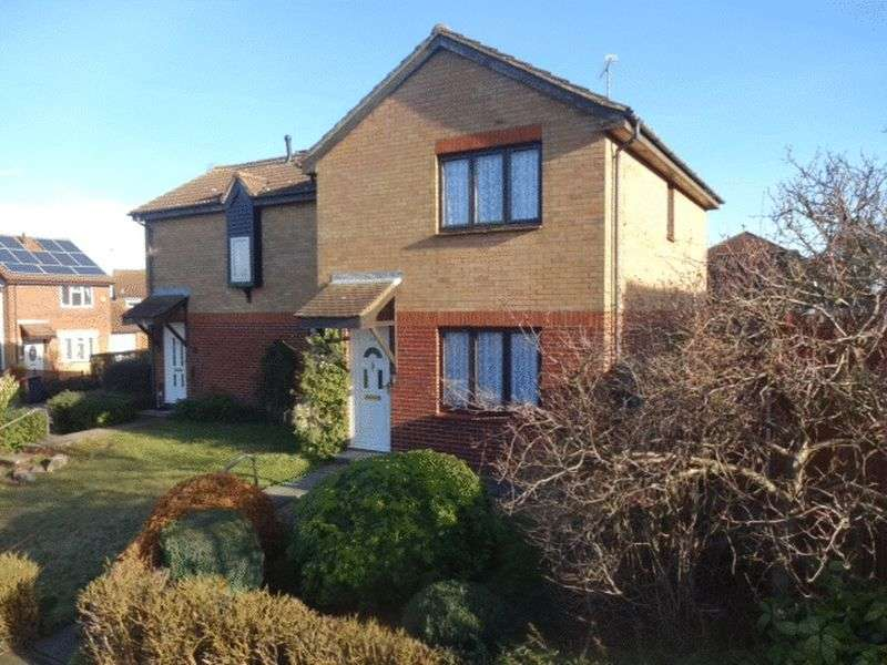 3 Bedrooms Semi Detached House for sale in Coverdale, Luton