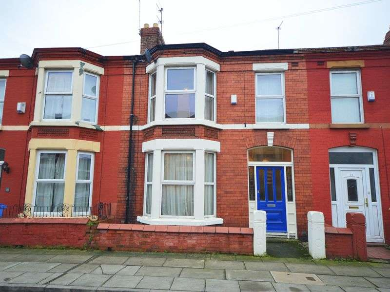 3 Bedrooms Terraced House for sale in Dudley Road, Allerton