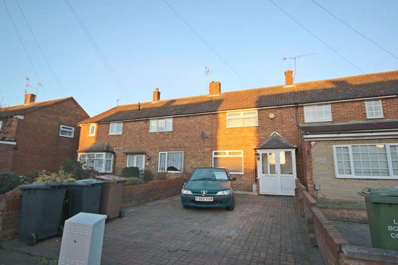 3 Bedrooms Terraced House for sale in Putteridge