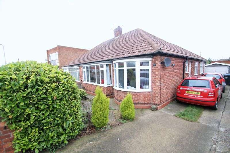 3 Bedrooms Semi Detached Bungalow for sale in Virginia Gardens, Middlesbrough