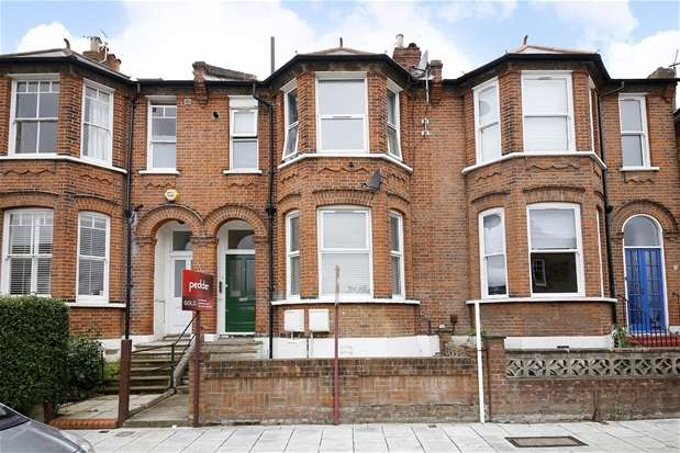 2 Bedrooms Flat for sale in Thurlestone Road, West Norwood