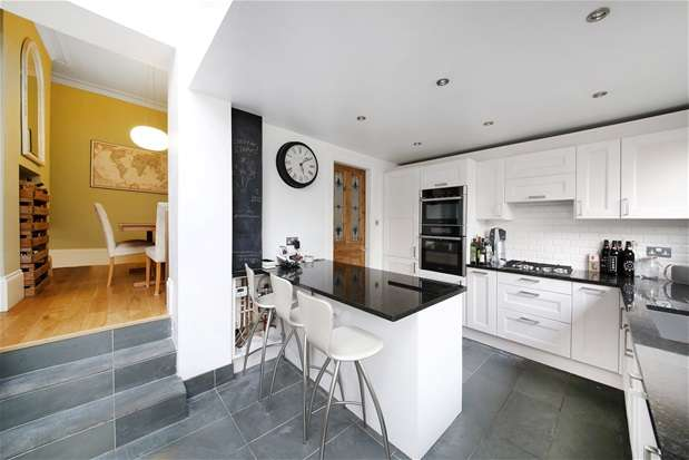4 Bedrooms Terraced House for sale in Tyrrell Road, East Dulwich