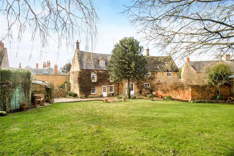 5 Bedrooms Semi Detached House for sale in Humber Street, Bloxham, Banbury, Oxfordshire, OX15