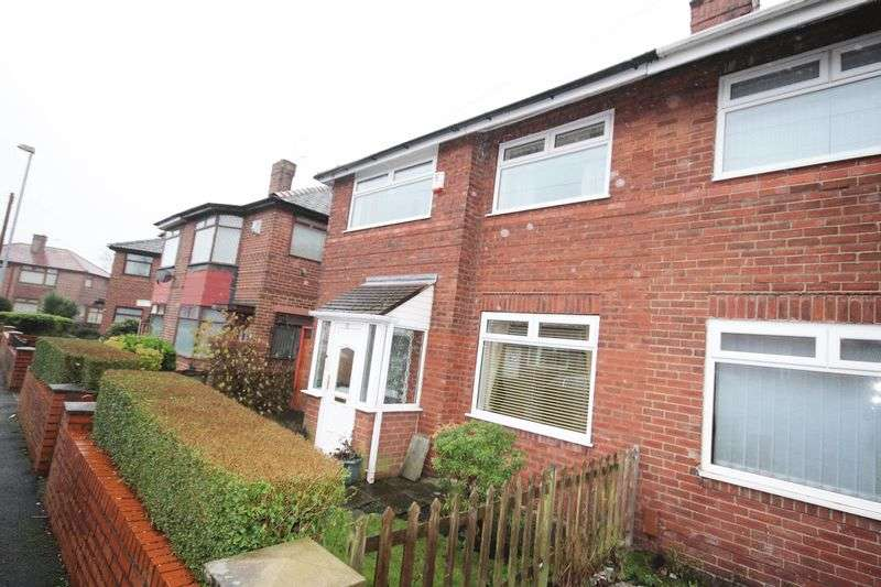 2 Bedrooms Semi Detached House for sale in Kingston Avenue, Chadderton, Oldham OL9 8LF