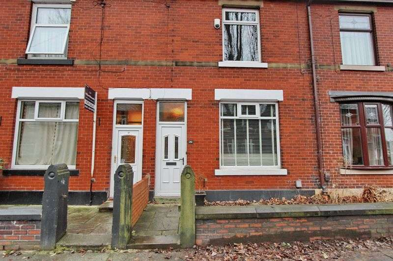 2 Bedrooms Terraced House for sale in Britain Street, Bury