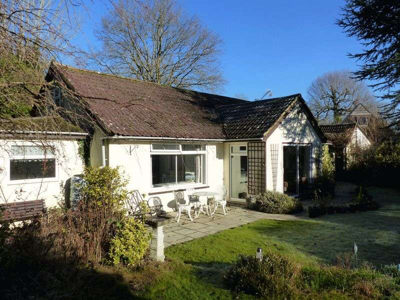 3 Bedrooms Detached Bungalow for sale in The Drive, Billingshurst