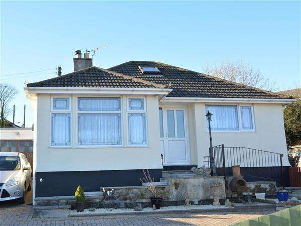3 Bedrooms Bungalow for sale in Sticker, St Austell, Cornwall, PL26
