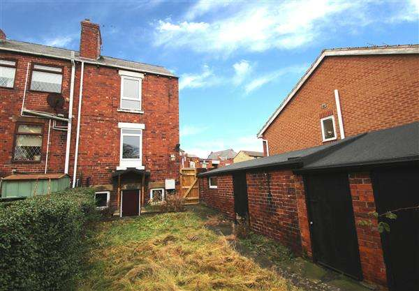 2 Bedrooms End Of Terrace House for sale in Barnsley Road, Hemsworth
